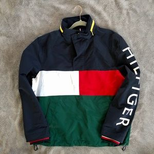 Tommy Hilfiger Pull Over Windbreaker